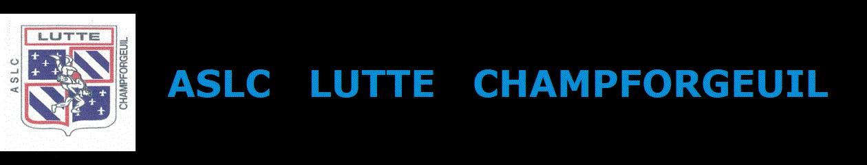 ASLC Lutte Champforgeuil